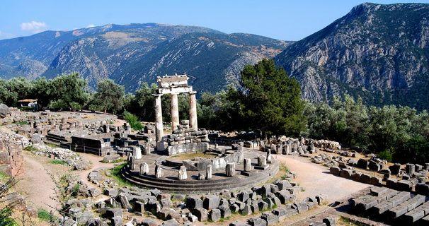 Delphi Classical Tour